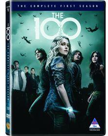 The 100 Season 1 (DVD)