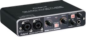 Roland QuadCapture USB Audio Interface