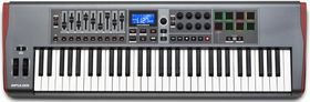 Novation Impulse 61 USB Midi Controller 61 Key with Automap