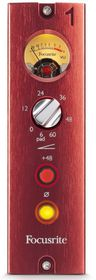 Focusrite Red 1 500 Series Lunchbox Mic Pre Amp