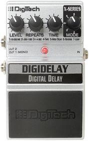 DigiTech XDD DigiDelay Digital Delay Guitar Effects Pedal
