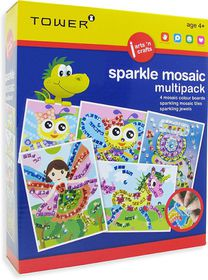 Tower Kids Multipack - Sparkle Mosaic