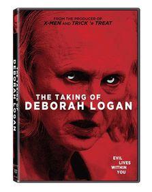 The Taking of Deborah Logan (DVD)