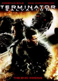 Terminator Salvation (2009)(DVD)