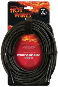 On Stage MC12-50 Hot Wires Microphone Cable - 15m
