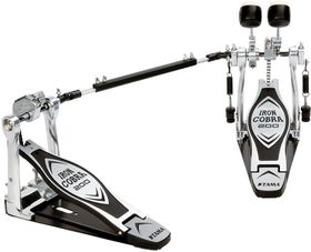 Tama 200 Series Iron Cobra Double Bass Drum Pedal