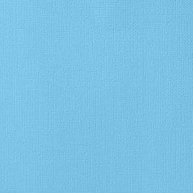 American Crafts Cardstock 12x12 Textured - Pacific