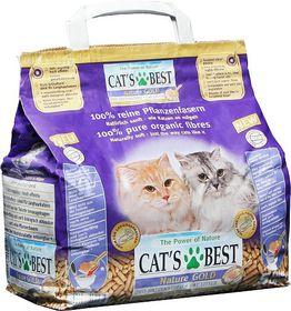 Cat's Best - Nature Gold - 2.5kg - 5 Litre Clumping Cat Litter
