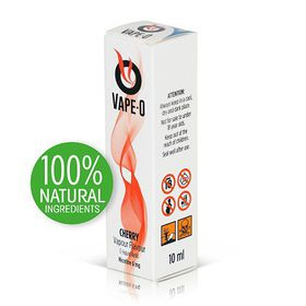 Vape-O Nicotine Refill Liquid - Cherry Flavour - 6mg