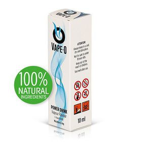 Vape-O Nicotine Refill Liquid - Power Drink Flavour - 6mg