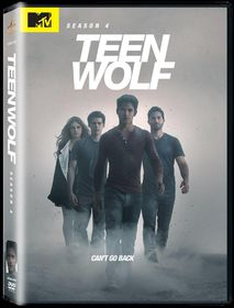 Teen Wolf Season 4 (DVD)