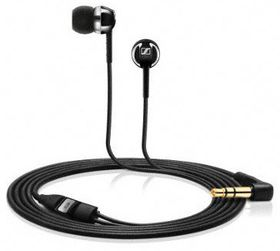 Sennheiser CX 1.00 Earphones - Black
