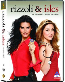 Rizzoli & Isles Season 5 (DVD)