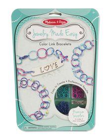 Melissa & Doug Colour Link Bracelets