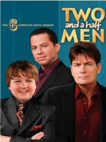 Two and a Half Men Series 6 (DVD)