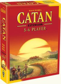 Catan 5 & 6 Player Extension