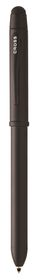 Cross Tech3+ All Black Multifunction Pen With Stylus