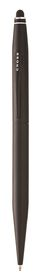 Cross Tech2 Satin Black Dual Stylus & Ballpoint Pen