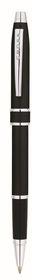 Cross Stratford Satin Black Rollerball Pen
