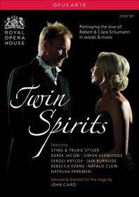 Schumann:Twin Spirits Sting Performs - (Region 1 Import DVD)