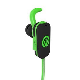 iFrogz Freerein Reflect Wireless Earbuds - Green