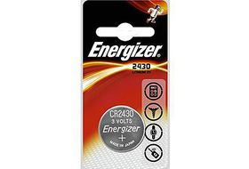 Energizer Lithium Coin 3v CR2430 Battery