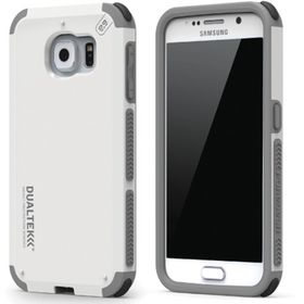 PureGear Dualtek Case for Samsung S6 - Arctic White