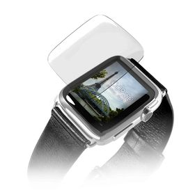 Tuff-Luv Radian 2.5D Tempered Tuff-Glass Zero Air Bubble for Apple Watch 38mm - Clear