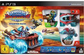 Skylanders SuperChargers - Starter Pack (PS3)