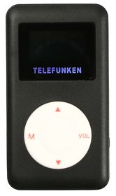 Telefunken TMP-200B 2GB Mp3 Player - Black
