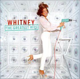 Whitney Houston - Greatest Hits - European Version (CD)