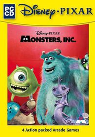 Disney Hotshots: Monsters, Inc. (PC)