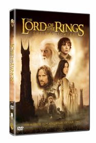 Lord of the Rings The Two Towers (DVD)