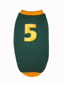Kunduchi -  Green & Gold Sport Jersey - Size 13