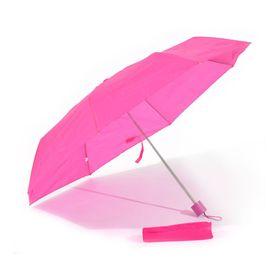 St Umbrellas Mini Umbrella - Dark Pink