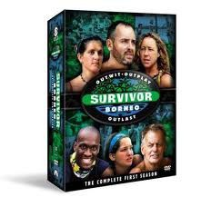Survivor:Complete Borneo First Season - (Region 1 Import DVD)
