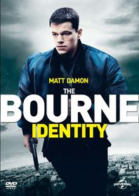 Bourne Identity Single Disc - (Import DVD)