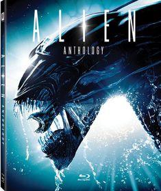 Alien Anthology - (Region A Import Blu-ray Disc)