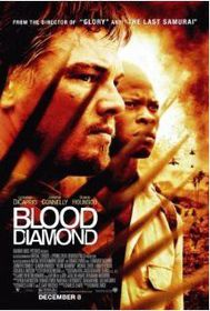 Blood Diamond (Single Disc) - (DVD)