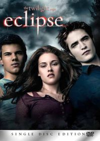 Twilight Saga: Eclipse (2010)(DVD)