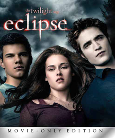 Twilight Saga: Eclipse (2010)(Blu-ray)