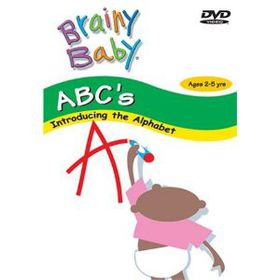 Brainy Baby - ABC (DVD)