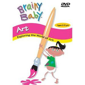 Brainy Baby - Art (DVD)