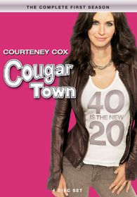 Cougar Town Season 1 (DVD)