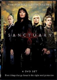 Sanctuary Season 1 (DVD)
