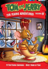 Tom and Jerry: Fur Flying Adventures Vol 3(DVD)