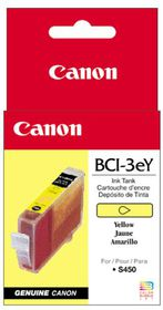 Canon BCi-3e Yellow Printer Cartridge
