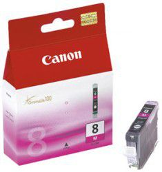 Canon CLI-8 Magenta Single Ink Cartridge