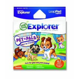 LeapFrog - Explorer Game - Pet Pals 2