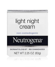 Neutrogena Light Night Cream 63G - 17146